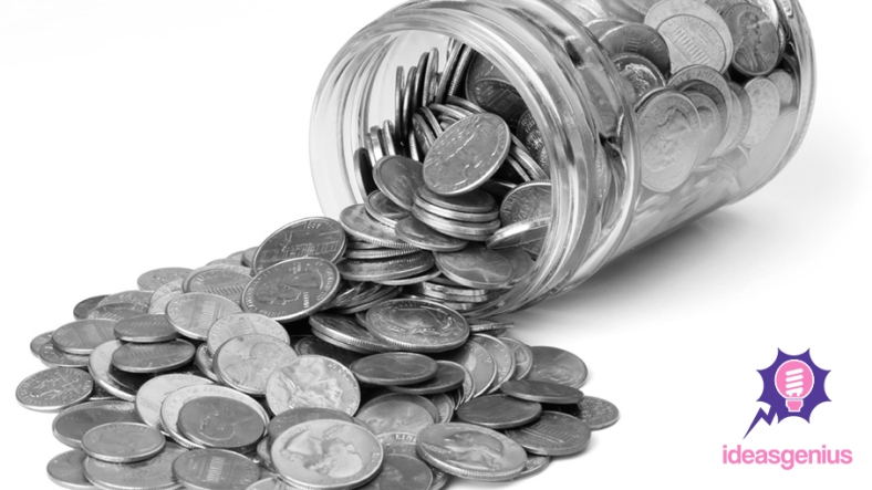 Jar of Coins crop